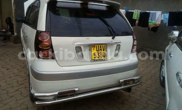 Buy Used Toyota Nadia White Car in Kampala in Uganda