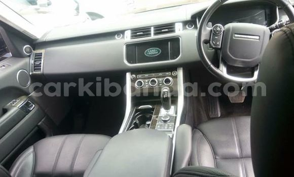 Buy New Land Rover Range Rover Black Car in Kampala in Uganda