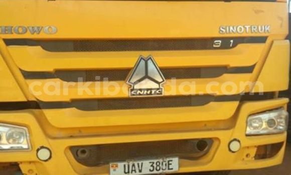 Buy Used Howo Sinotruk Other Truck in Kampala in Uganda