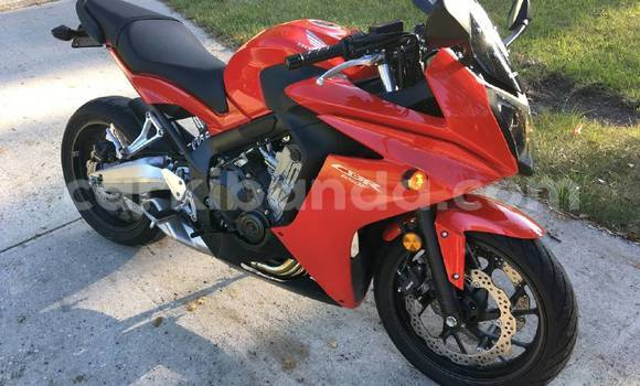 Buy Used Honda Pasola Red Bike in Entebbe in Uganda