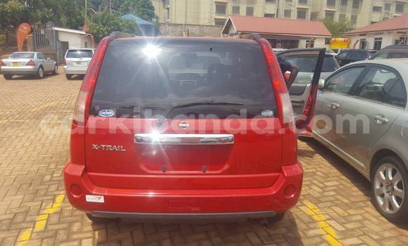 Buy Used Nissan X-Trail Red Car in Kampala in Uganda