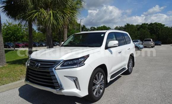 Buy Used Lexus LX 570 White Car in Fort Portal in Uganda