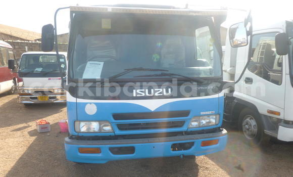 Buy Used Isuzu Bighorn Blue Truck in Arua in Uganda