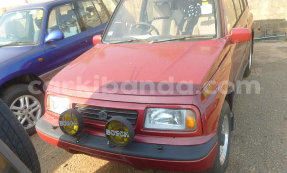 Buy Used Suzuki Escudo Red Car in Arua in Uganda