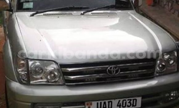 Buy Used Toyota Land Cruiser Silver Car in Kampala in Uganda