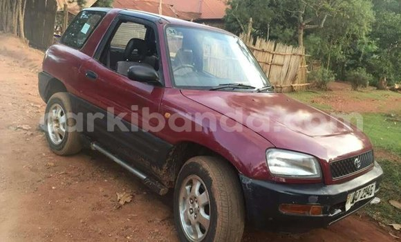 Buy Used Toyota RAV4 Red Car in Kampala in Uganda