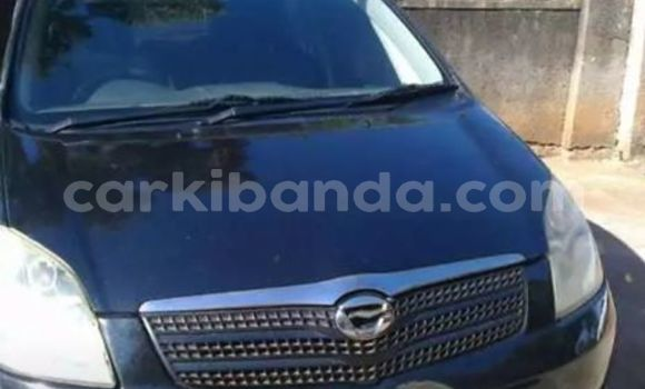 Buy Used Toyota Spacio Black Car in Kampala in Uganda