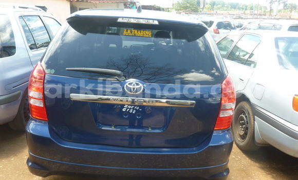 Buy Used Toyota Wish Blue Car in Arua in Uganda