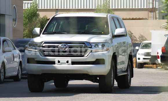 Buy New Toyota Land Cruiser White Car in Fort Portal in Uganda