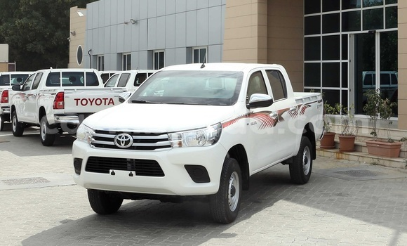 Buy New Toyota Hilux White Car in Kasese in Uganda