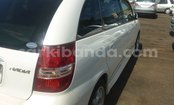 Buy Used Toyota 4Runner White Car in Arua in Uganda