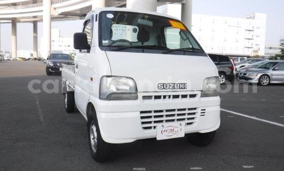 Buy Used Suzuki Carry White Truck in Kampala in Uganda
