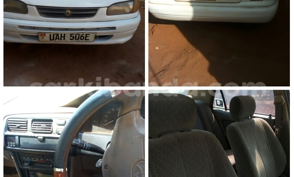 Buy Used Toyota Corolla White Car in Kira in Uganda