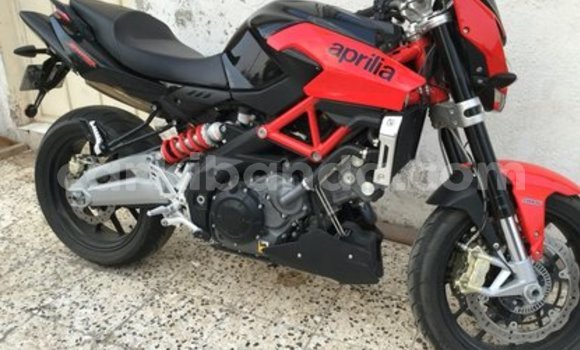 Buy Used Aprilia Habana Black Bike in Kampala in Uganda