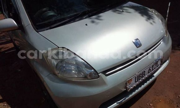 Buy Used Toyota Paseo Silver Car in Kampala in Uganda