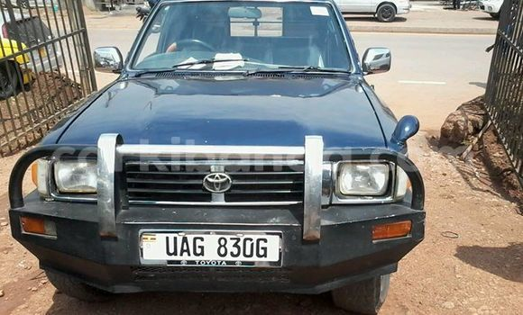 Buy Used Toyota Hilux Other Car in Kampala in Uganda