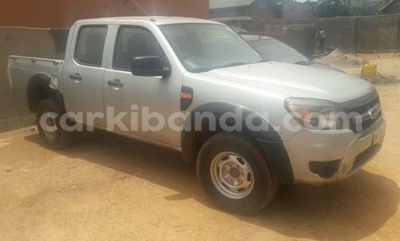 Buy Used Ford Ranger Silver Car in Kampala in Uganda