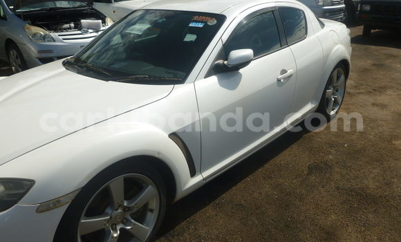 Buy Used Mazda RX-8 White Car in Arua in Uganda