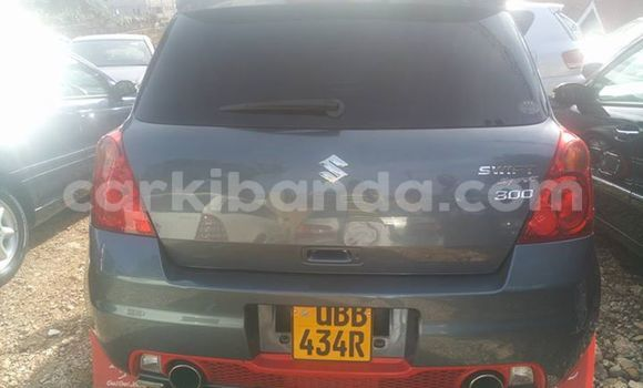 Buy Used Suzuki Swift Silver Car in Kampala in Uganda