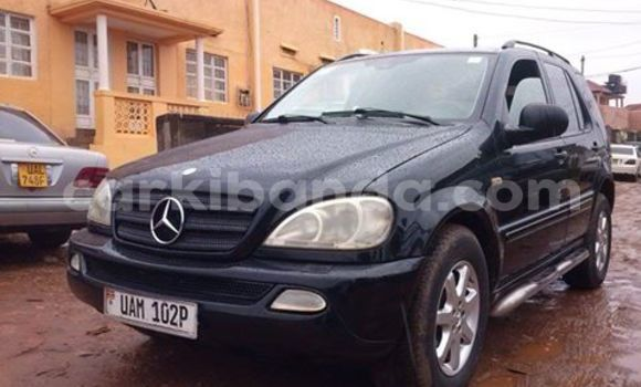 Buy Used Mercedes Benz ML-Class Black Car in Arua in Uganda
