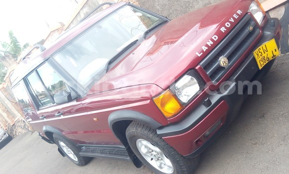 Buy Used Land Rover Discovery Red Car in Kampala in Uganda