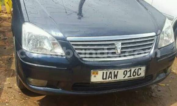 Buy Used Toyota Premio Blue Car in Kampala in Uganda