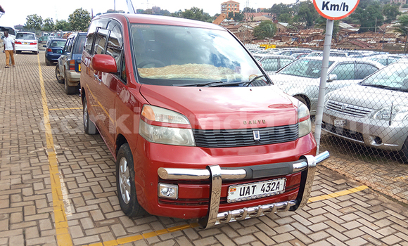 Buy Used Toyota Noah Red Car in Kampala in Uganda