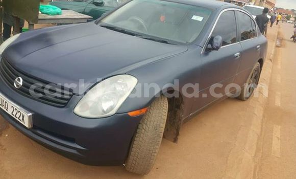 Buy Used Nissan Sentra Blue Car in Kampala in Uganda