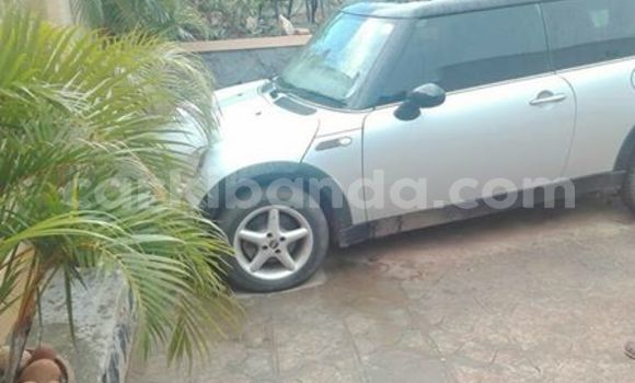 Buy Used Mini Cooper Silver Car in Kampala in Uganda