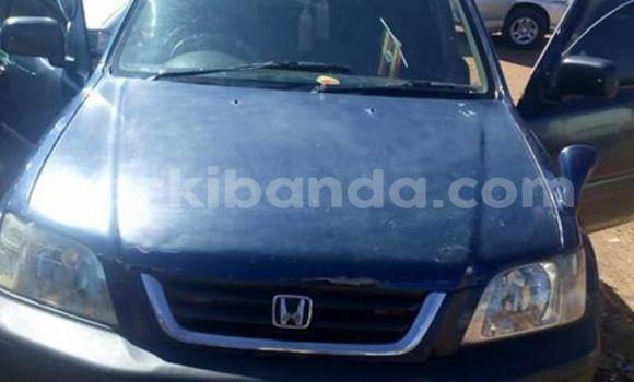 Buy Used Honda CR-V Blue Car in Kampala in Uganda