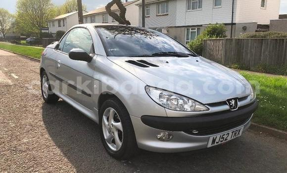 Buy Used Peugeot 206 Silver Car in Arua in Uganda
