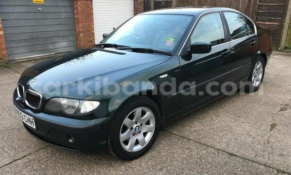 Buy Used BMW 3-Series Black Car in Arua in Uganda