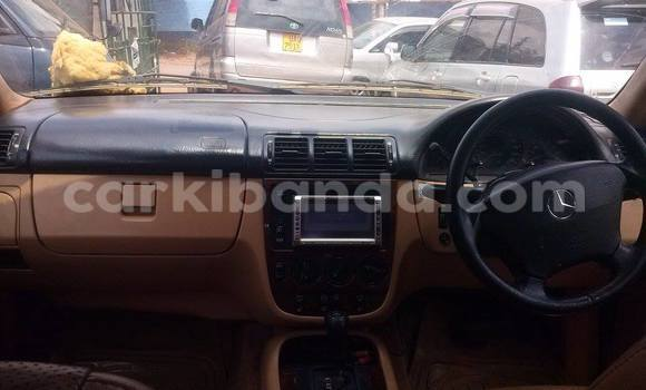 Buy Used Mercedes Benz ML–Class Car in Arua in Uganda