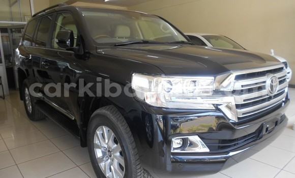 Buy New Toyota Land Cruiser Black Car in Kampala in Uganda