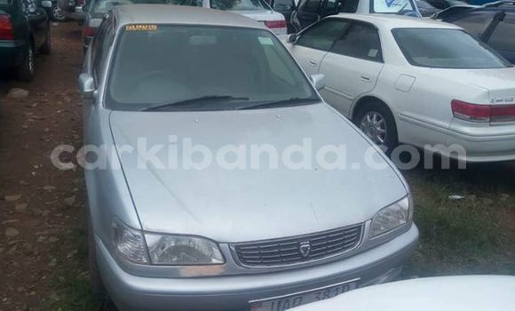 Buy Used Toyota Corona Silver Car in Kampala in Uganda