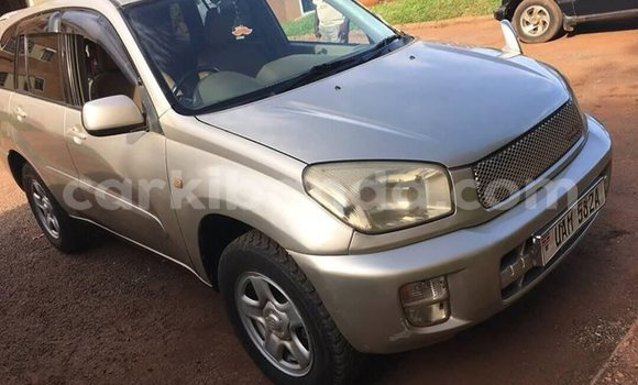 Buy Used Toyota RAV4 Silver Car in Kampala in Uganda