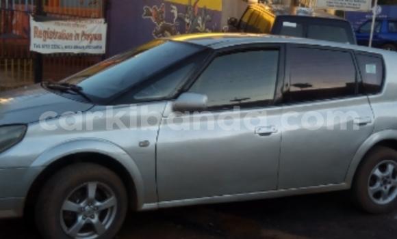 Buy Used Toyota Verso Silver Car in Kampala in Uganda
