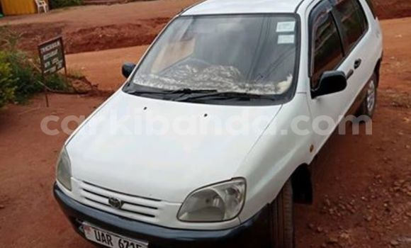 Buy Used Toyota Raum White Car in Mubende in Uganda