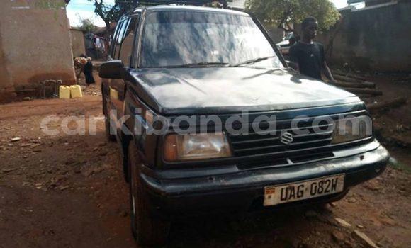 Buy Used Suzuki Escudo Black Car in Kampala in Uganda