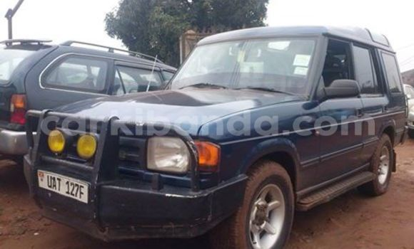 Buy Used Land Rover Discovery Blue Car in Arua in Uganda