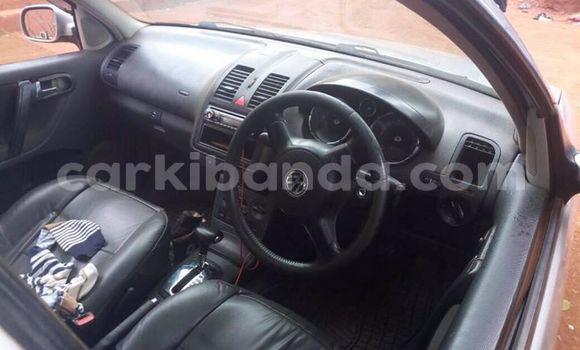 Buy Used Volkswagen Polo Silver Car in Kampala in Uganda