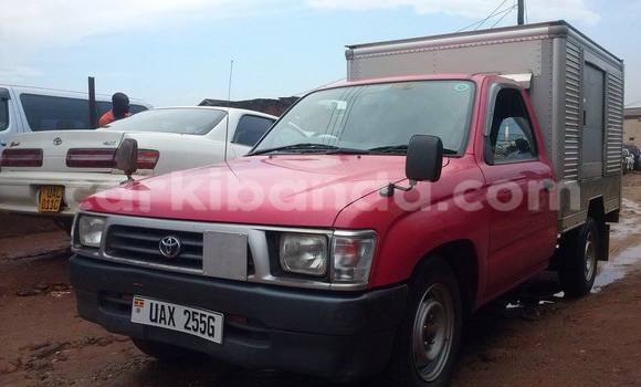 Buy Used Toyota Hilux Red Car in Kampala in Uganda