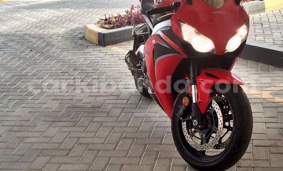 Buy Used Honda CBR 1000 RR Red Bike in Kampala in Uganda