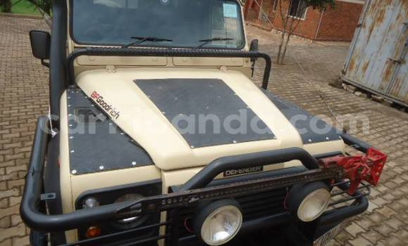 Buy Used Land Rover Defender Car in Arua in Uganda