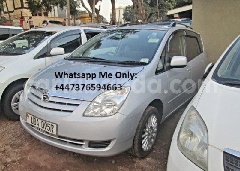 Big with watermark toyota spacio uganda kampala 12306