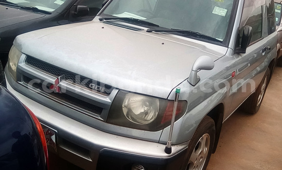 Buy New Mitsubishi Pajero Silver Car in Kampala in Uganda