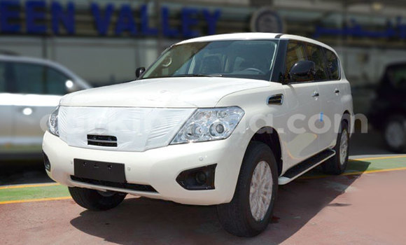 Buy New Nissan Patrol White Car in Amudat in Northern