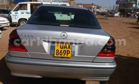 Buy Used Mercedes‒Benz C–Class Silver Car in Arua in Uganda