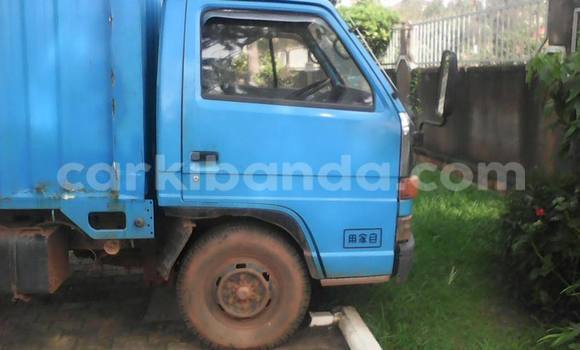 Buy Used Toyota Elf Blue Car in Arua in Uganda