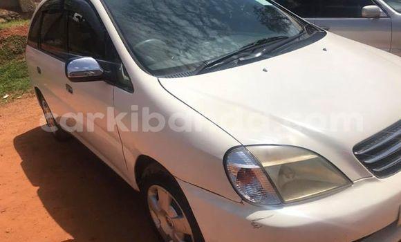 Buy Used Toyota Nadia White Car in Kampala in Uganda